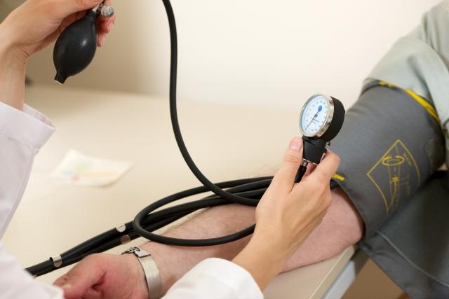 血圧の画像